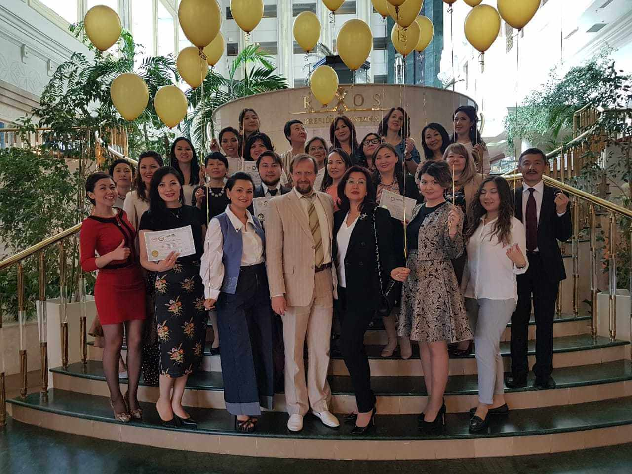 Международная программа подготовки коучей ``Professional Coach ICU`` в Казахстане